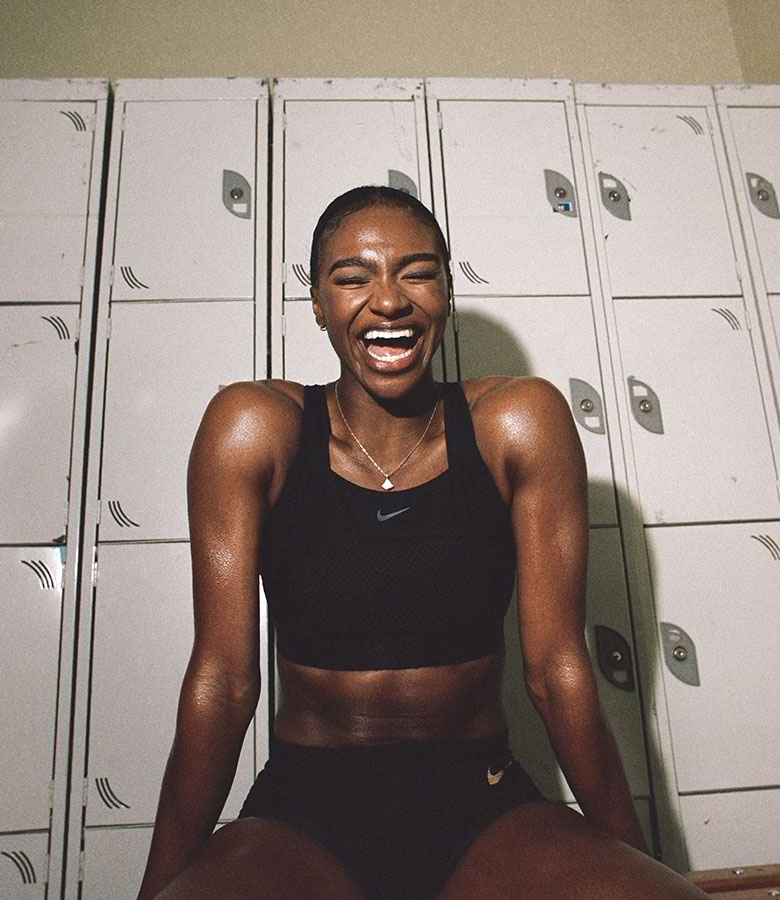 New Icons: Dina Asher-Smith